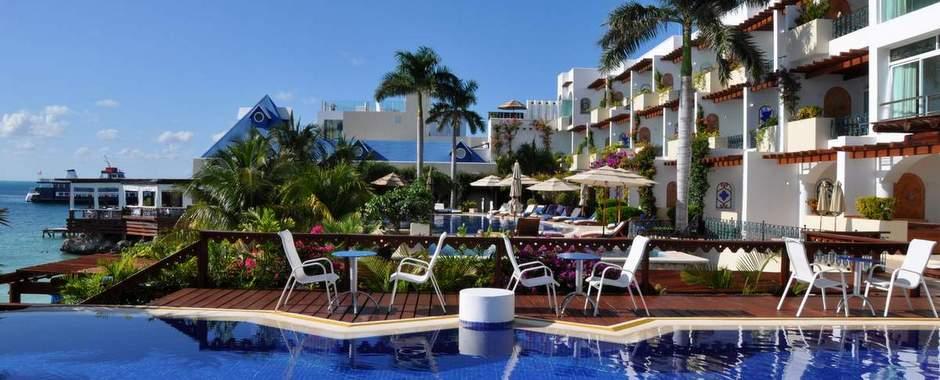 Isla mujeres cancun small luxury resorts hotels hotel for Small luxury beach resorts